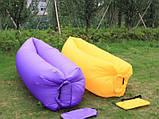 Ламзак- надувной Матрас, мешок, диван ,кресло, гамак, шезлонг, фото 8