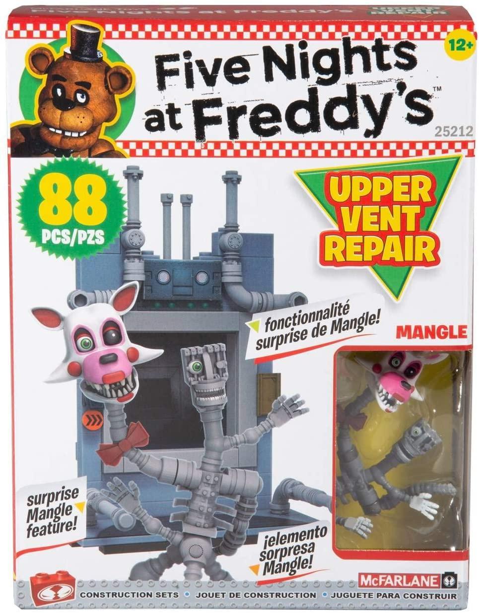 Конструктор 5 ночей с Фредди McFarlane Toys Five Nights at Freddy's Особенный Мангл