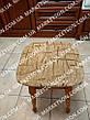 Чехлы на табуретки комплект 4 шт на резинке (сидушка на табурет, стул) №25, фото 4