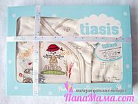 Набор одежды для новорожденного 5 предметов Tiasis Турция
