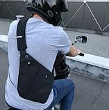 Мужская сумка через плечо, мессенджер Cross Body, фото 5