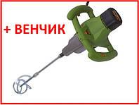 ✅ Миксер Procraft PMM-2000 + усиленная мешалка