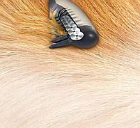 Гребінець для вовни тварин Knot Out Electric Pet Comb, фото 4