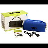 Потужна портативна стерео колонка HOPESTAR H24 Оригінал, FM, SD, Bluetooth, USB, фото 6