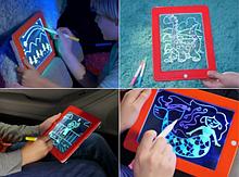 Планшет для рисования Magic Pad 3D Рисуем светом (NO746)
