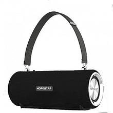 Потужна портативна стерео колонка HOPESTAR H39 Оригінал, FM, SD, Bluetooth, USB