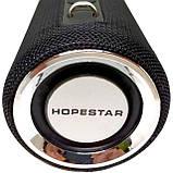 Портативная bluetooth колонка HOPESTAR H39, фото 5