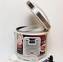 Мультиварка скороварка рисоварка пароварка OPERA 32 программ 6л 1500W OD-266