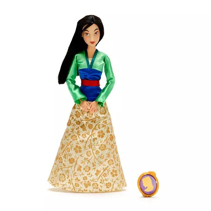 Класична Дісней принцеса Мулан Disney Mulan Classic Doll