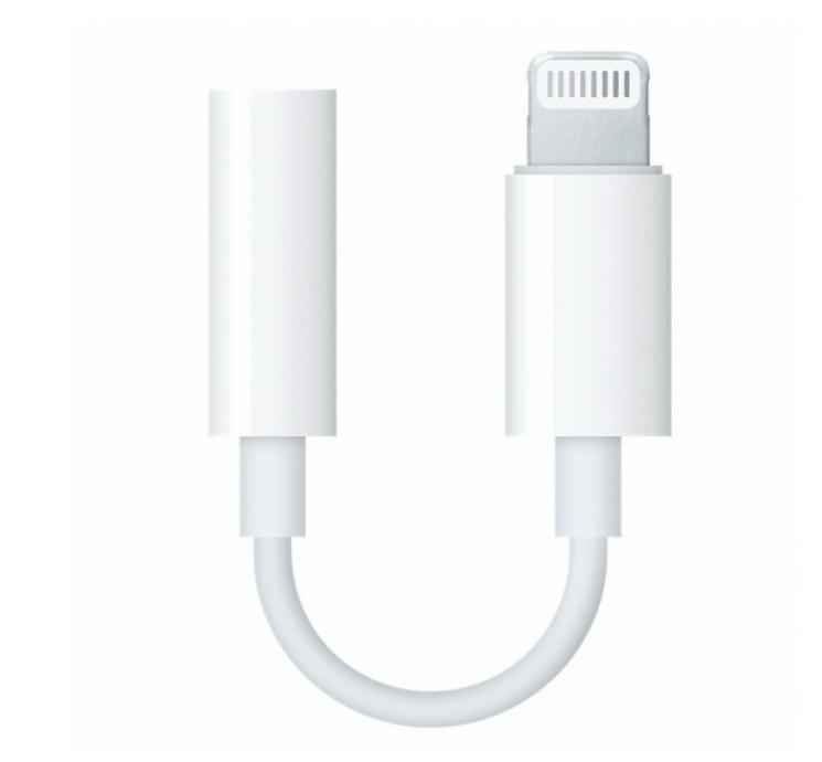 Разьем для наушников Fiio E1 для iPhone Jack 3.5mm аудио переходник