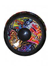 Гіроборд Smart Balance Wheel 10.5 сігвей Помаранчеве графіті, фото 3
