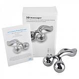 Ліфтинг-Масажер для обличчя і тіла 3D MASSAGER MS-040 Краща ціна!, фото 6