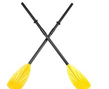 Весла пластиковые для лодок Intex 59623