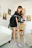 Стильный Модный Качественный Рюкзак кружевной, фото 6