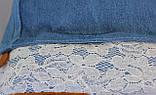 Стильний Рюкзак Міський Lace Jeans, фото 7