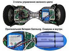 Smart Balance Жовтий Хіп-хоп міні сігвей гироскутер ( Гироборд ) колеса 6.5, фото 2