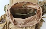 Сумка через плече на стегно штурмова тактична Battler v.1, фото 6