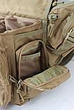 Сумка через плече на стегно штурмова тактична Battler v.1, фото 8