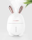 Увлажнитель воздуха и ночник 2в1 Humidifiers Rabbit, фото 7