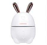 Увлажнитель воздуха и ночник 2в1 Humidifiers Rabbit, фото 8