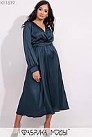 Вечернее  женское платье батал р.48-62 Фабрика Моды XL, фото 1