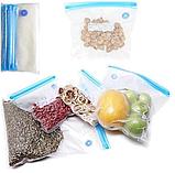 Вакуумный упаковщик для еды Vacuum Sealer Always Fresh, вакуумные пакеты для еды, фото 10