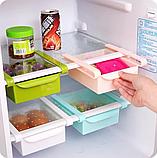Органайзер для холодильника - поличка для зберігання продуктів Refrigerator Shelf, фото 2