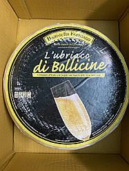 Сыр твердый Battistella Formaggi Lúbriaco di Bollicine Prosecco кусочки 250-350 грм