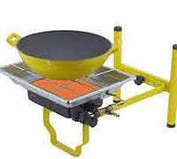 Газовая инфракрасная керамическая горелка ORGAZ SB-640 2.9 кВт
