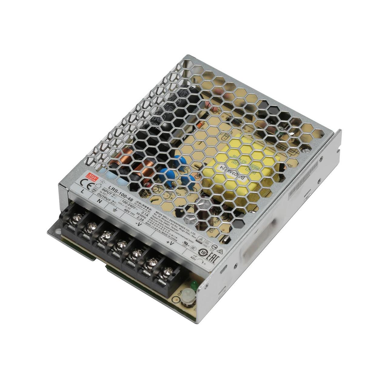 Блок живлення для магнітних трекових систем MEAN WELL 150W 48V