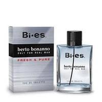 Bi-Es Berto Bonanno Мужская туалетная вода 100 мл