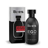 Bi-Es Ego Black Чоловіча туалетна вода 100 мл