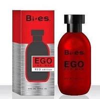 Bi-Es Ego Red Edition Чоловіча туалетна вода 100 мл