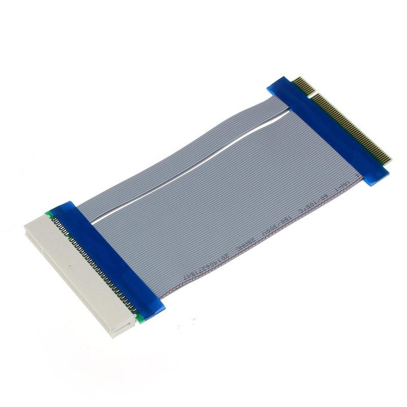 PCI 32bit райзер, гибкий удлинитель шлейф