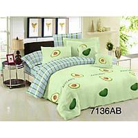 Двуспальное постельное белье Бязь Gold - Доминиканский авокадо