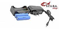 Зарядное устройство Ferei 220V для W151, W152, W153, W156  (сетевой адаптер + бат.держатель)