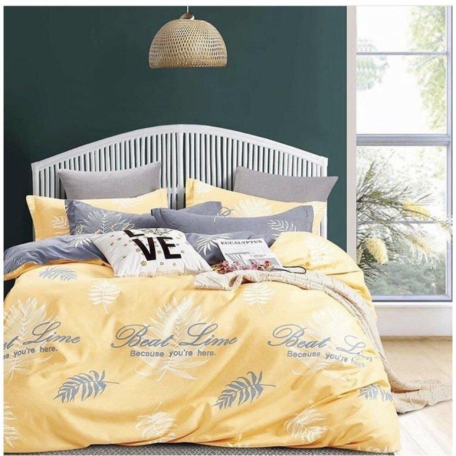 Полуторное постельное белье Бязь Gold - Палермо