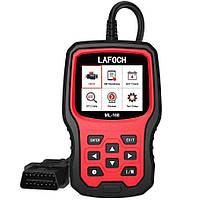 Диагностический автомобильный сканер OBD-2 LAFOCH ML-168