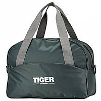 Спортивна сумка Fitness сірий, фото 1