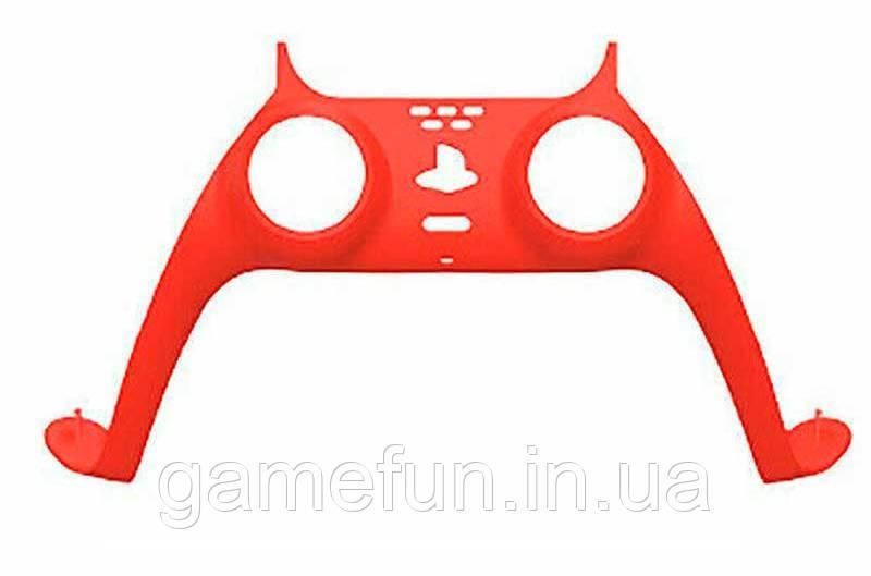 Лицьова панель DualSense Геймпада PS5 (червона)