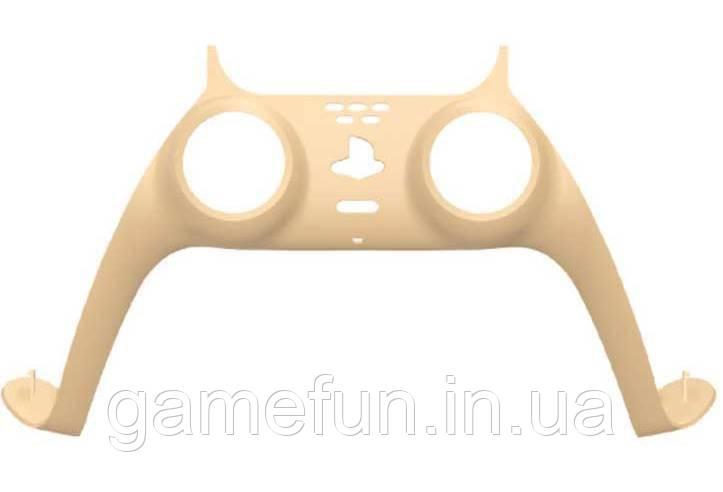 Лицьова панель DualSense Геймпада PS5 (золота)
