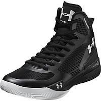 Баскетбольные кроссовки Under Armour Curry черные
