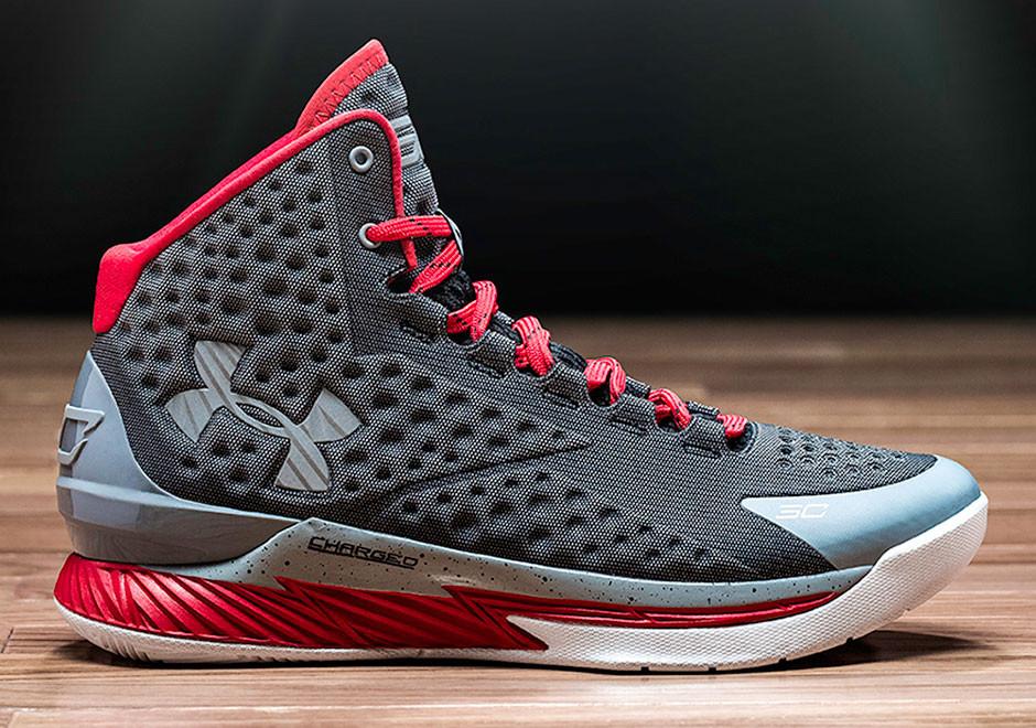 8a5ddabeae4e Баскетбольные кроссовки Under Armour Curry серые - Интернет магазин обуви  Shoes-Mania в Днепре
