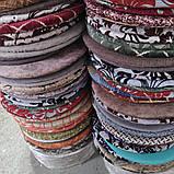 Чехлы на круглые стулья (набор из 4-х чехлов), фото 2
