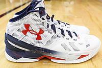 Баскетбольные кроссовки Under Armour CLUTCHFIT DRIVE белые