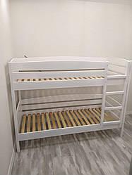 Двухъярусная кровать Дуэт Плюс Щит 80х190 см. Эстелла