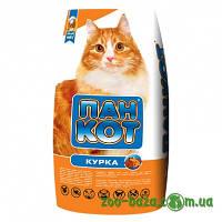 Пан-Кот КУРИЦА Сухой корм для взрослых кошек