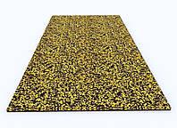 Гумовий мат PuzzleGym 1000х500х10 мм (епдм 50%), фото 1