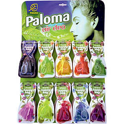 Планшет ароматизаторов Paloma Happy Bag микс (30шт/6)