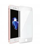 Захисне скло Hoco Fast attach 3D full-screen HD (A8) для Apple iPhone 7/8 White